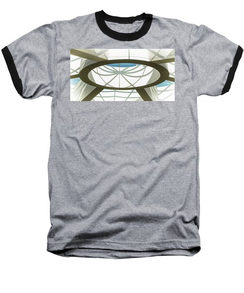 Departing San Diego's Web Baseball T-Shirt