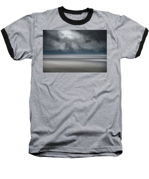 Departing Storm Baseball T-Shirt