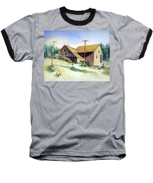 Depot Hill, Dutch Flat,1910 Baseball T-Shirt