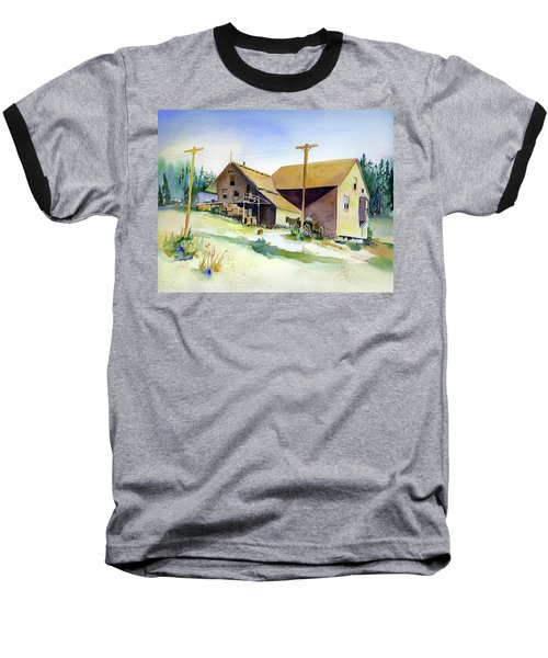 Depot Hill, Dutch Flat,1910 Baseball T-Shirt