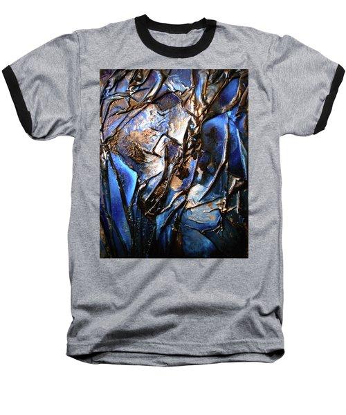 Depth Baseball T-Shirt by Angela Stout