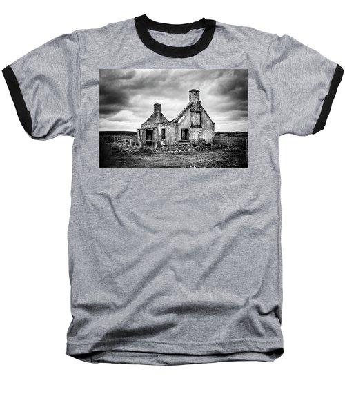 Derelict Croft Baseball T-Shirt