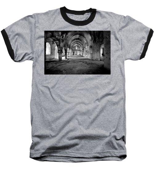 Derelict Cypriot Church. Baseball T-Shirt