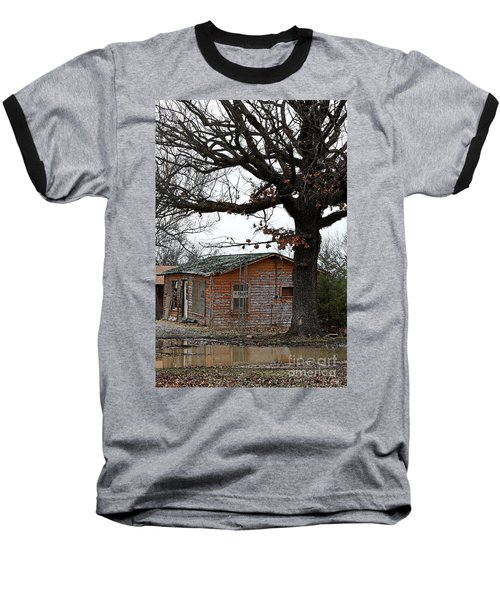 Derelict In Hope Baseball T-Shirt