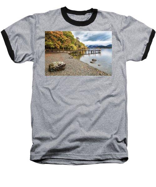 Derwent Jetty Baseball T-Shirt