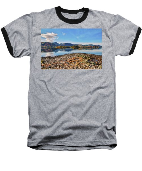 Derwent Shoreline Baseball T-Shirt
