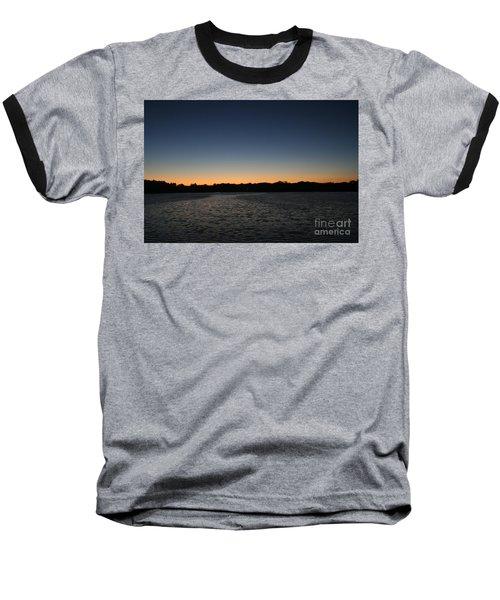 Descending  Baseball T-Shirt