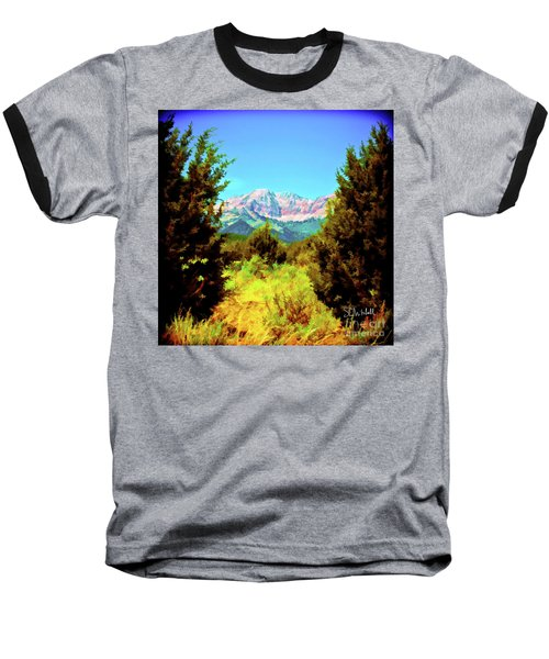 Deseret Peak Baseball T-Shirt