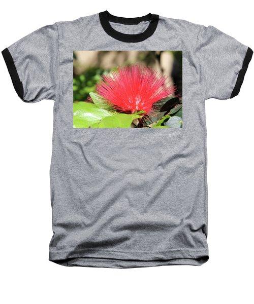 Desert Blossom Baseball T-Shirt by Kathy Bassett
