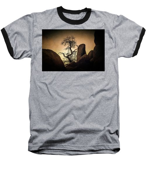 Desert Bonsai II Baseball T-Shirt