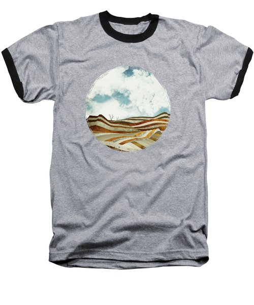 Desert Calm Baseball T-Shirt by Spacefrog Designs