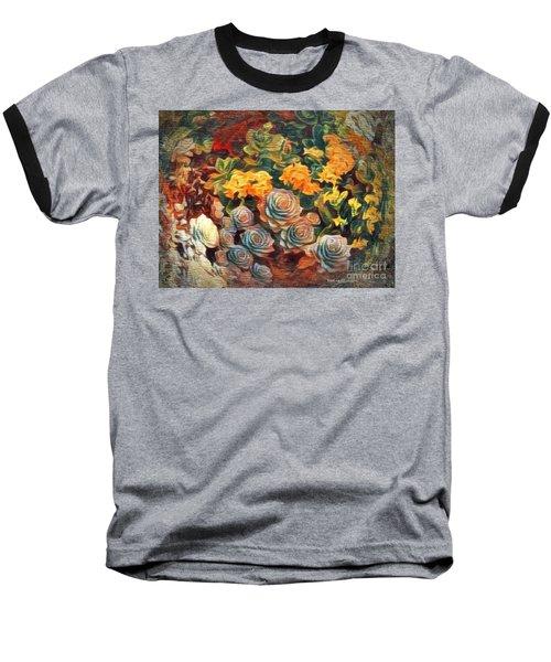 Desert Colors Baseball T-Shirt