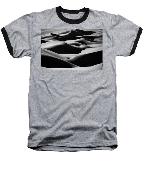 Desert Curves Baseball T-Shirt