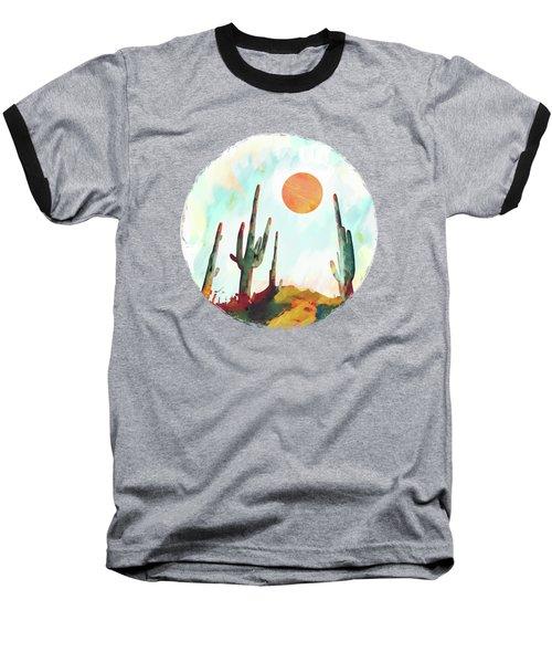Desert Day Baseball T-Shirt