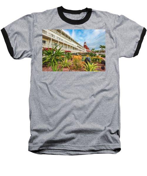 Desert Del Baseball T-Shirt