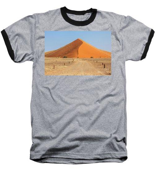 Desert Dune Baseball T-Shirt