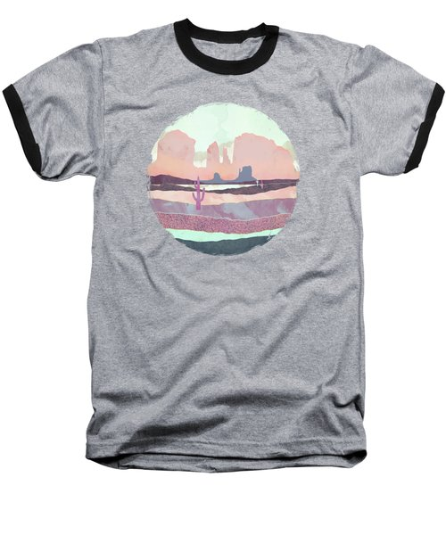 Desert Dusk Light Baseball T-Shirt