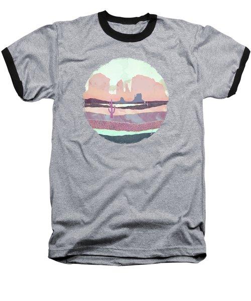 Desert Dusk Light Baseball T-Shirt