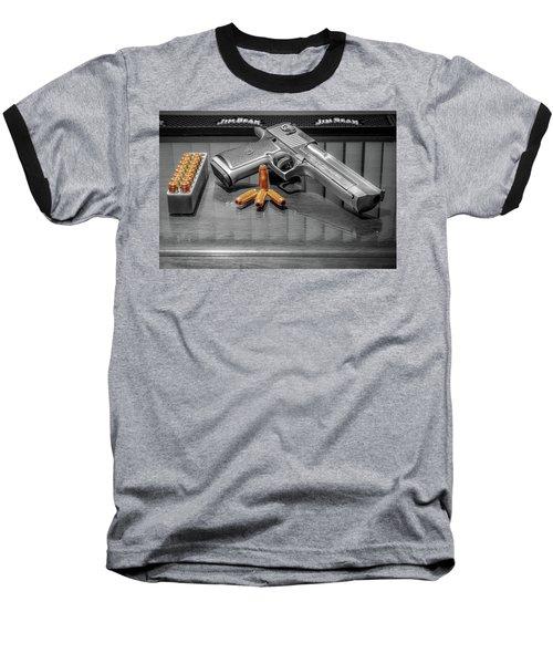 Desert Eagle .50ae Magnum Baseball T-Shirt