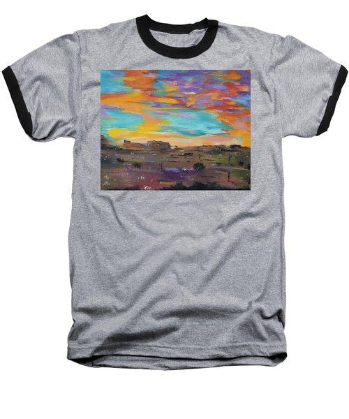 Desert Finale Baseball T-Shirt