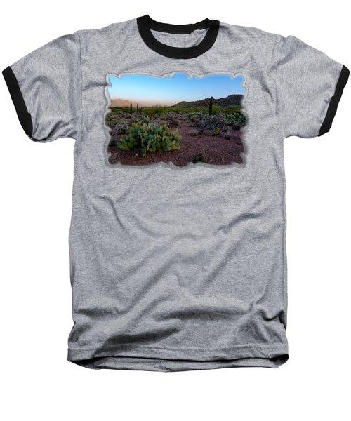 Desert Foothills H29 Baseball T-Shirt