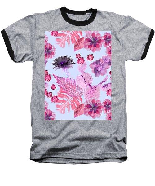 Desert Garden Baseball T-Shirt
