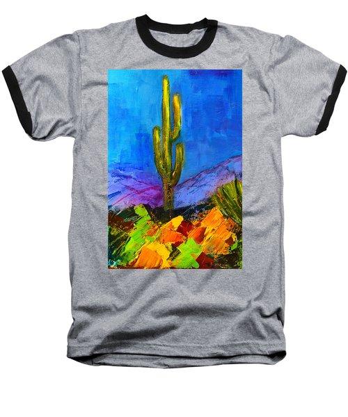 Desert Giant Baseball T-Shirt