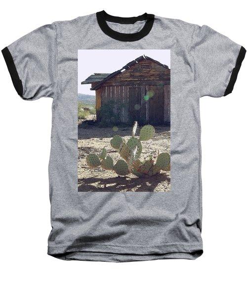 Desert Home Baseball T-Shirt