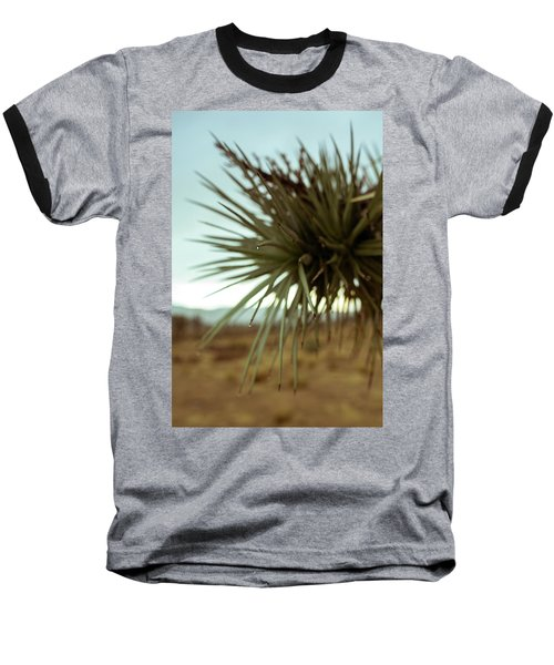 Desert Leaves Baseball T-Shirt