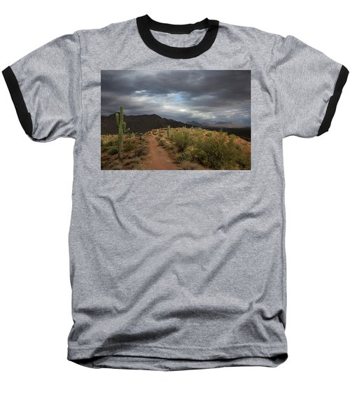 Desert Light And Beauty Baseball T-Shirt
