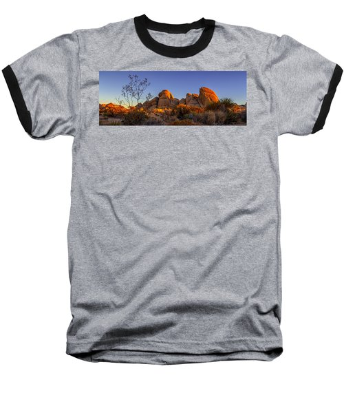 Desert Light Baseball T-Shirt