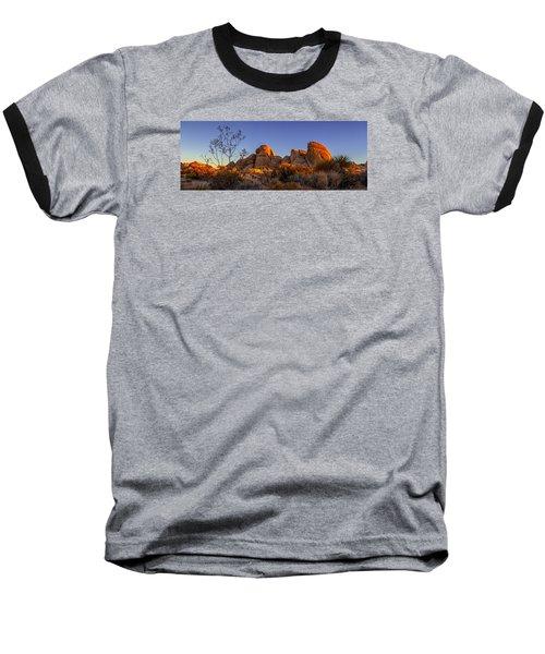 Desert Light Baseball T-Shirt