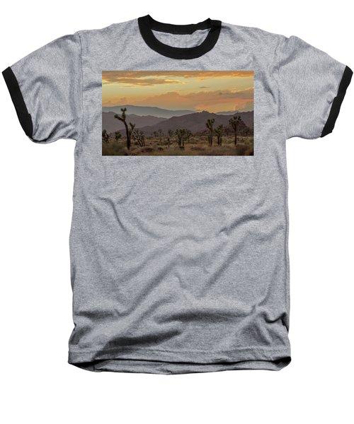 Desert Magic Baseball T-Shirt