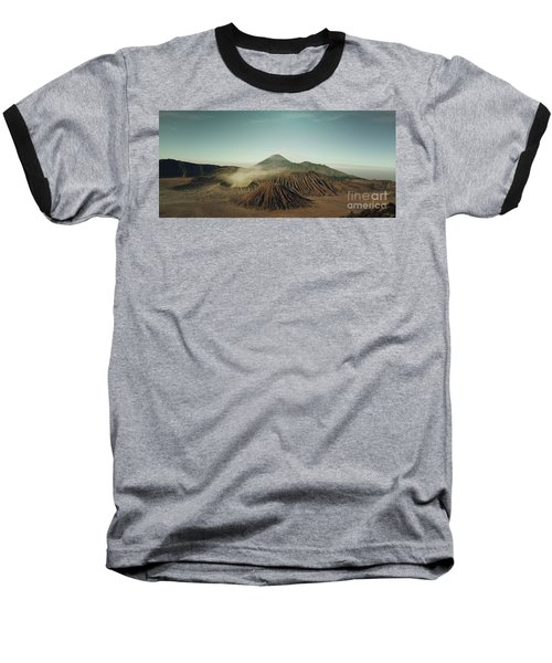 Baseball T-Shirt featuring the photograph Desert Mountain  by MGL Meiklejohn Graphics Licensing