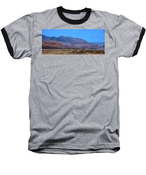 Desert Night Baseball T-Shirt