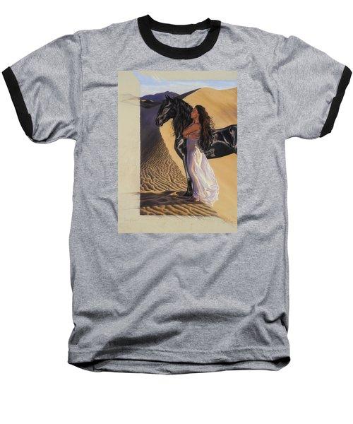 Desert Of Inspiration Baseball T-Shirt