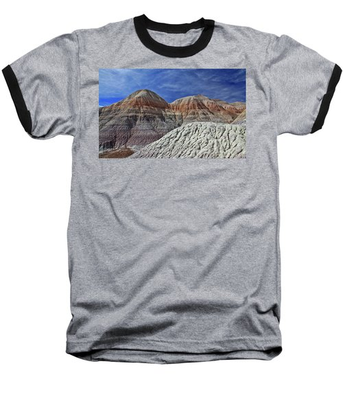 Desert Pastels Baseball T-Shirt by Gary Kaylor