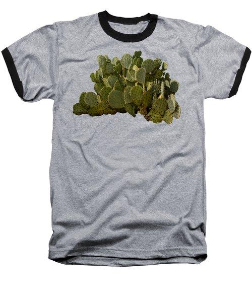 Desert Prickly-pear No6 Baseball T-Shirt