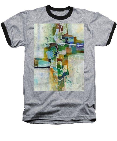 Desert Pueblo  Baseball T-Shirt by Hailey E Herrera