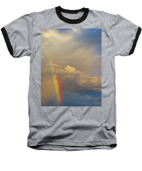 Desert Rainbow Baseball T-Shirt