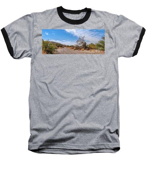 Desert Road Baseball T-Shirt