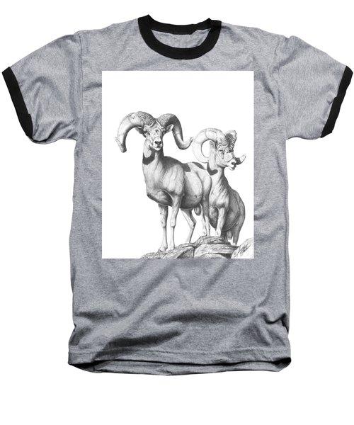 Desert Sentinels Baseball T-Shirt