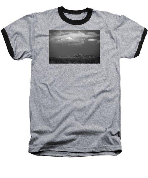 Desert Settlement Baseball T-Shirt