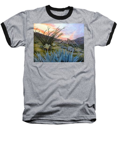 Desert Spirits Baseball T-Shirt