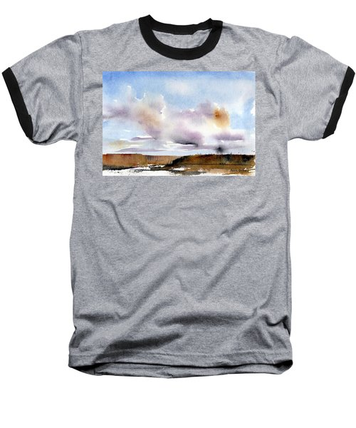 Desert Storm Baseball T-Shirt by Anne Duke