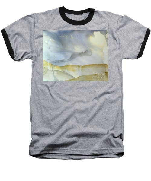 Desert Storm Baseball T-Shirt by Lynda Cookson