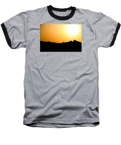 Baseball T-Shirt featuring the photograph Desert Strength  by Jez C Self