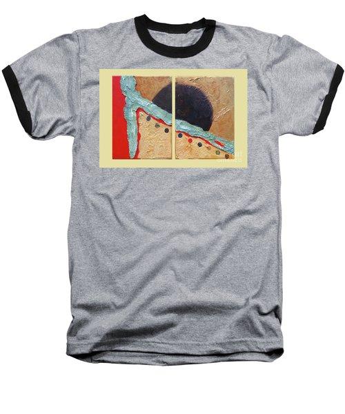 Desert Sun I Baseball T-Shirt