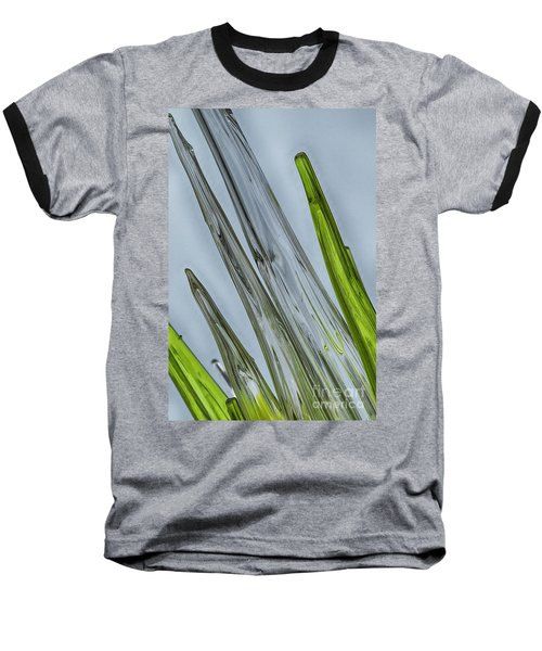 Glass Baseball T-Shirt by Anne Rodkin