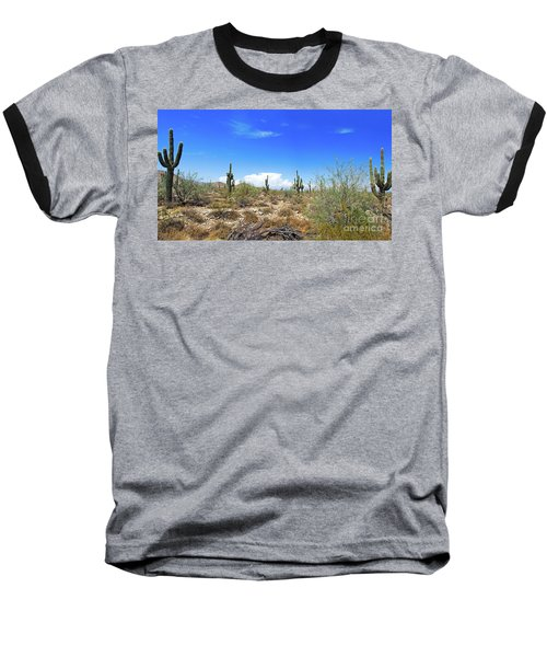 Desert View Baseball T-Shirt